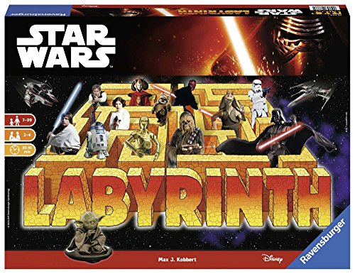 Ravensburger 26666 Star Wars Labyrinth Legespiele