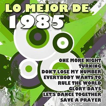 Lo Mejor de 1985