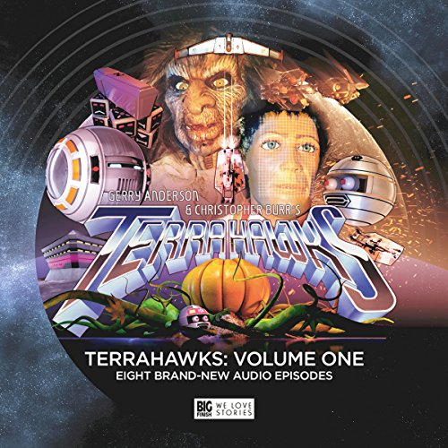 Terrahawks, Volume 1 cover art