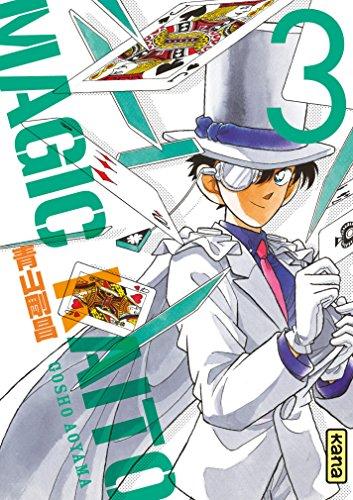 Magic Kaito - Tome 3
