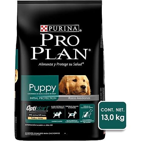 Pro Plan Comida para Perros, Razas Medianas OptiStart, 13 kg