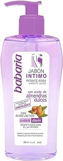 comprar comparacion Babaria - Jabón intimo - Con aceite de almendras dulces - 300 ml