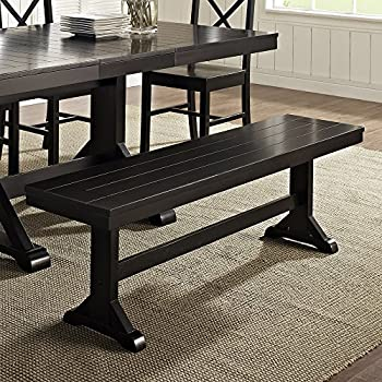Best dining room table bench Reviews