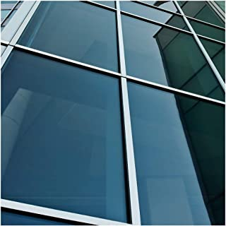 BDF NA50 Window Film Sun Control and Heat Rejection N50, Black (Light) - 36in X 12ft