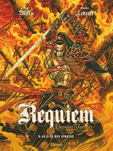 Requiem - Tome 09: La cité des pirates