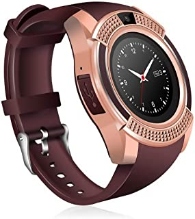 ThinIce V8 Sports Smartwatch Bluetooth 4.0 Message Push, Sedentary Reminder, Pedometer, Sleep Monitoring Wristband
