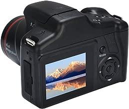 Digital Camera,Video Camcorder HD 720P Handheld Digital Camera 16X Digital Zoom,16 Million Pixels,Computer USB Interface,Automatic Sensitivity, Built-in Microphones
