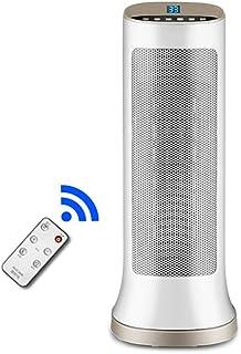 Radiador eléctrico MAHZONG Control Remoto Inteligente Calentador Pantalla Digital Hogar Ahorro de energía -2000W