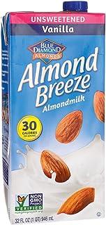 Blue Diamond Almond Breeze Vanilla 32 Fl Oz