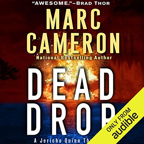 Dead Drop audiobook cover art