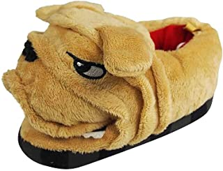 Wiggle Warms Toddler Boys Slippers
