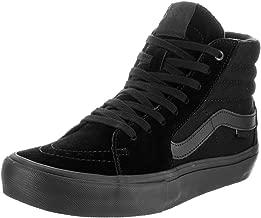 Vans Men's Sk8-Hi Pro Skate Shoe Blackout 11.5