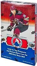 2017 18 upper deck hockey hobby box