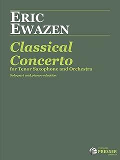 Classical Concerto (Tenor Sax and Piano reduction)