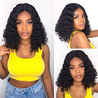 Best lace frontal wigs pre plucked Reviews