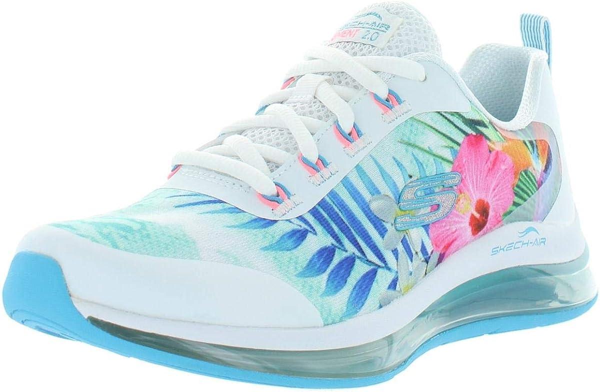 Skechers Women's Skech-air Element 2.0-Flower Sneaker