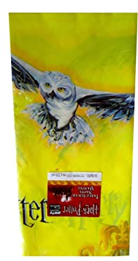 Harry Potter 'Goblet of Fire' Plastic Table Cover (1ct)