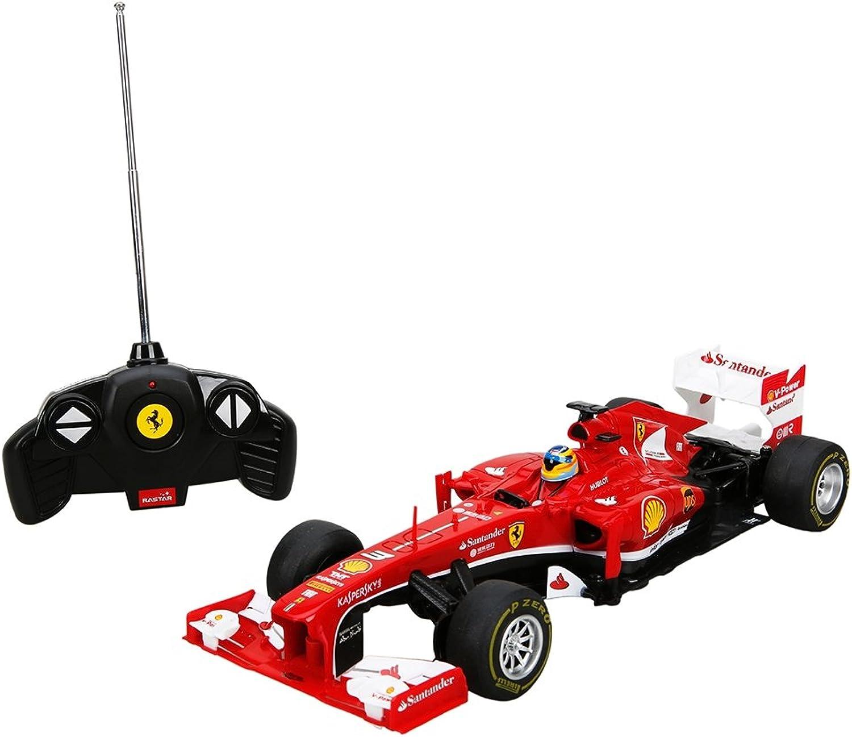 1 18 Scale 2013 Ferrari F138 Radio Remote Control Formula One F1 Racing Car R C