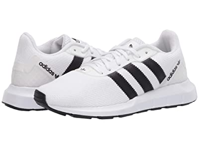 adidas Originals Kids Swift Run RF (Big Kid) (White/Black) Boy