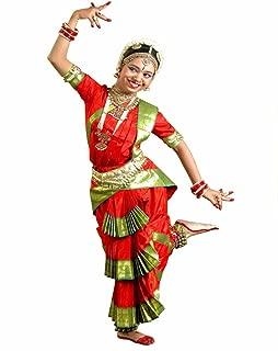 Bharatnatyam Dance Costume
