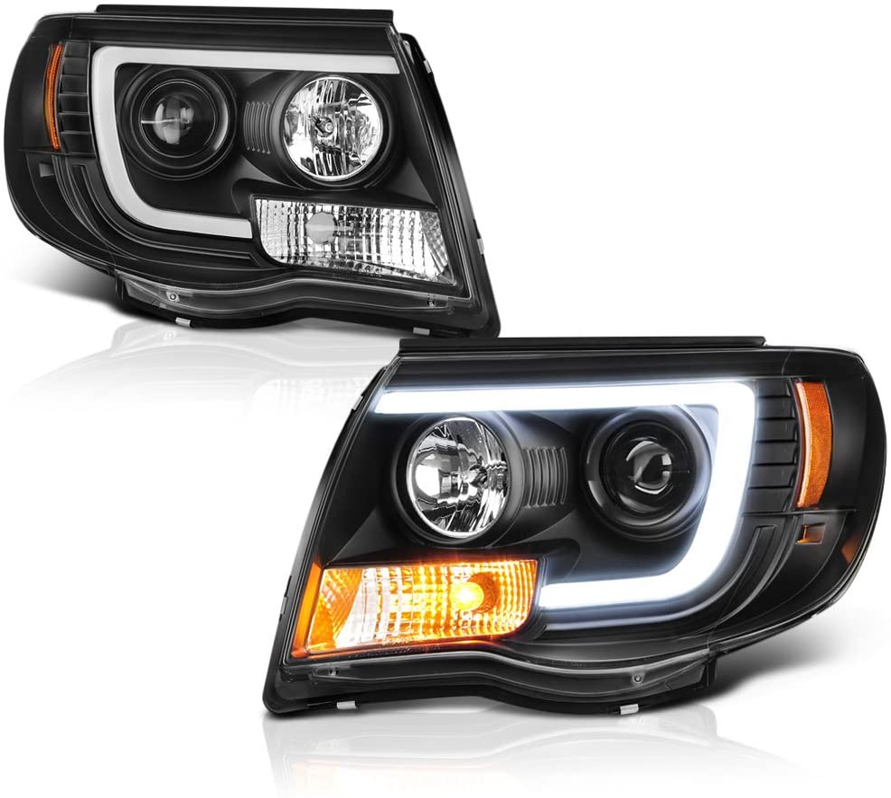 For 格安激安 2005-2011 Toyota Tacoma Pickup Truck Pr 直輸入品激安 Tube Neon Black OLED