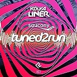Kolya Liner presents Saucony tuned2run [Explicit]
