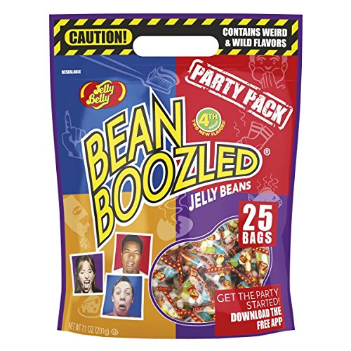Jelly Belly BeanBoozled 4th edition Party Pack 25ct