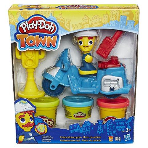 Play-Doh B5959EU4 Hasbro European Trading B.V. B5959EU4-Play-Doh Town Kleine Fahrzeuge, Spiele und Puzzles