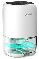 Kloudi KD-CS01 Dehumidifier for Home Small Dehumidifier