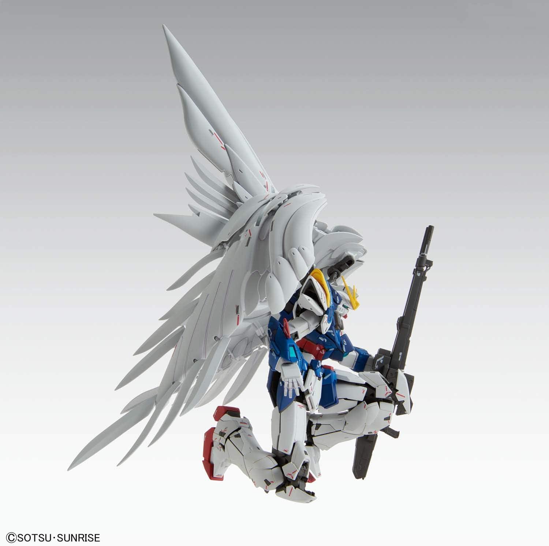 Ka Endless Waltz Model Kit MG 1//100 Scale EW Bandai Wing Gundam Zero Ver