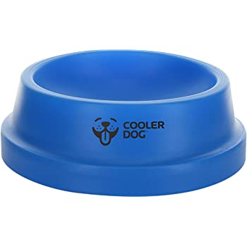 Freezable Dog Bowl - Dog Dish Water Cooler for Pets