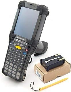 Zebra Gun, 802.11a/b/g/n, 2D Imager (SE4750 SR), VGA Color, 1GB RAM/2GB Flash, 53 Key, WE 6.5.x, MS Office, BT, IST, RFID tag MC92N0-GL0SYEQA6WR (Renewed)