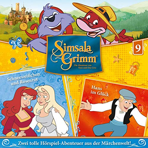 Schneeweißchen und Rosenrot / Hans im Glück Titelbild