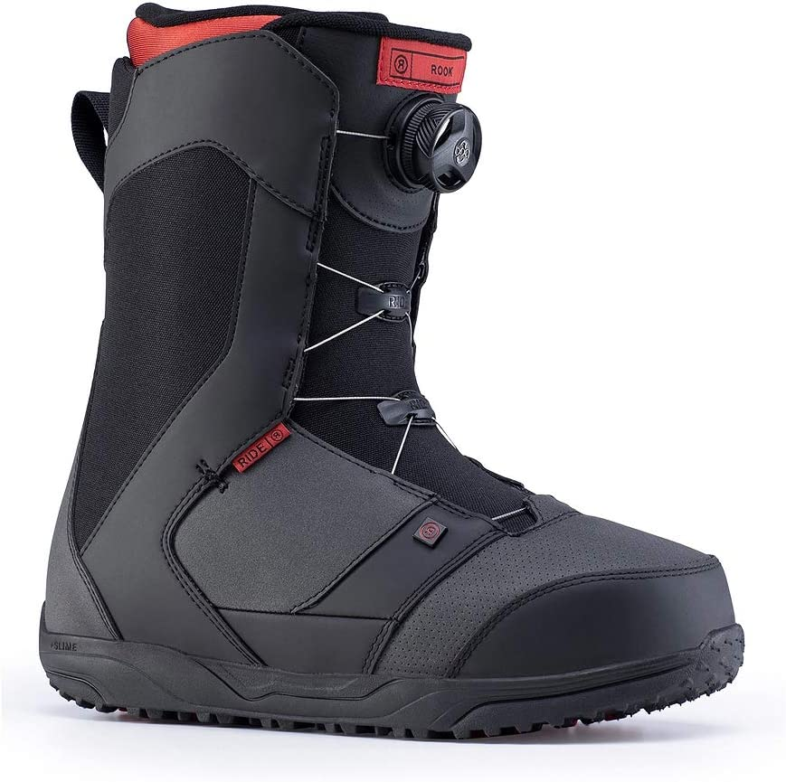 Ride Rook Free Shipping Cheap Bargain Gift Snowboard Boots 2020 - Black US M 15 Men's Latest item