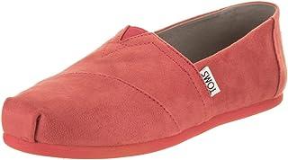 cf332b355f2 TOMS Women s Classics Faded Rose Microfiber Monochrome Loafer