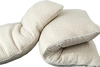 XMJM Oreillers De Lit pour Dormir Lot De 2, Oreiller Cervical pour La Douleur Au Cou, Oreillers Ergonomiques De Contour, O...
