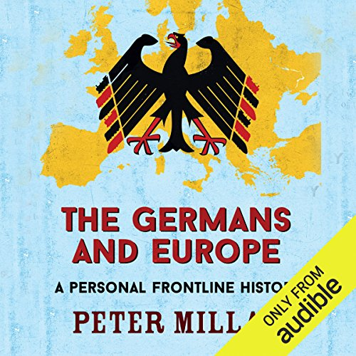 The Germans and Europe audiobook cover art
