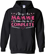 Family Gift Tee Store Women Being A Mammie Makes My Life Complete Shirt - Tshirt Tank Top Hoodie