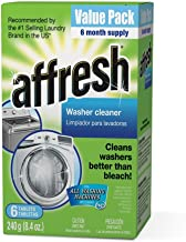 Affresh Washing Machine Cleaner, 6 Tablets | Cleans Front...