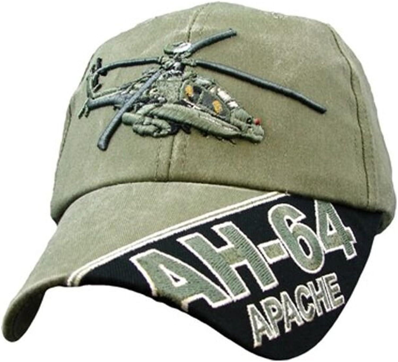 US Air Force AH64 Apache Ball Cap