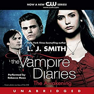 The Vampire Diaries, Book 1 cover art