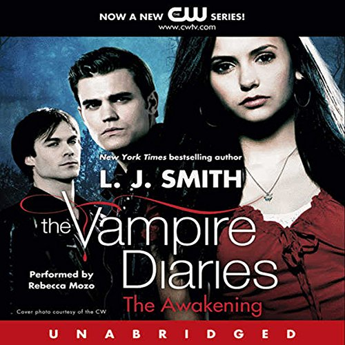 The Vampire Diaries, Book 1 audiobook cover art