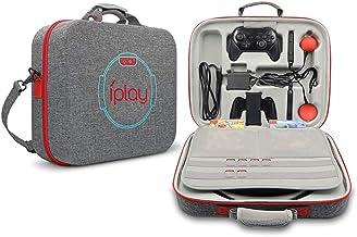 Fulltime Storage Bag Protective Bag Portable Shoulder Bag for NS Ring Fit Adventure