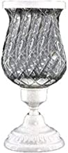 """Renaissance 2000 Candle Holder, 5.2 by 5.2 by 11.2"""", White"""