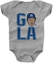 500 LEVEL Cody Bellinger Baby Clothes & Onesie (3-6, 6-12, 12-18, 18-24 Months) - Los Angeles Baseball Baby Clothes - Cody Bellinger GO LA