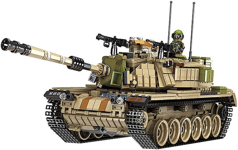 Baby Toys Pdagogisches Spielzeug der Kinder 3D, 1753 PCS Kampfpanzermodell, DIY Puzzle Kampf Kunststoff-Bausteine eingefügt Intelligenz zu entwickeln Kindergeschenk Souvenir