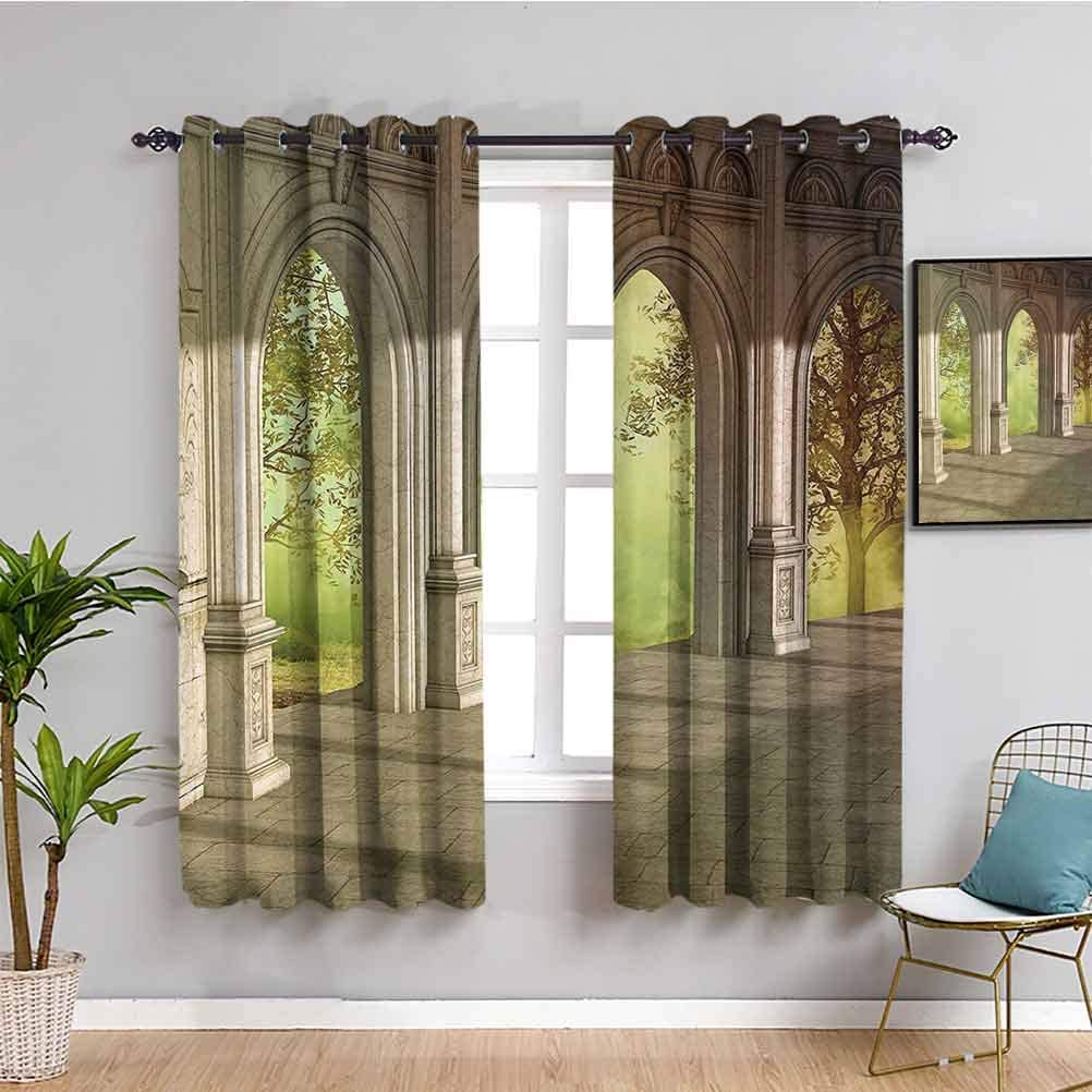 Apartment Decor Collection Cute Curtain latest with Fantasy shipfree F Landscape