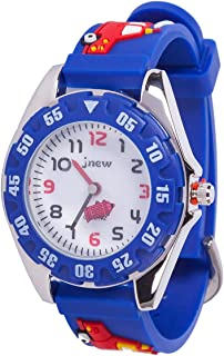 Kids Watch, 3D Cute Cartoon Waterproof Silicone Watch for Girl and Boy,Children Toddler Wrist Watches