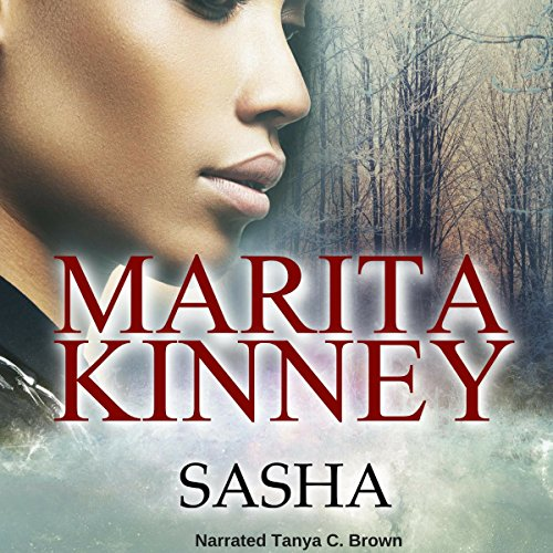 Sasha audiobook cover art