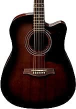 Ibanez V70CE Acoustic-Electric Cutaway Guitar Violin Sunburst